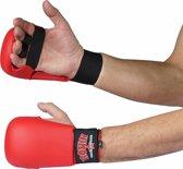Karatevuistjes Rood - maat S