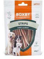 Proline Boxby Strips - Hondensnack - 1 zakje (20 stuks) - 100 gram