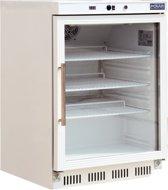 Polar Display koeling 150 liter | Wit