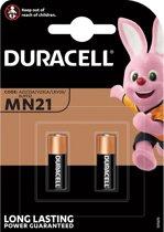 Duracell MN21 Alkaline Beveiligingsbatterij