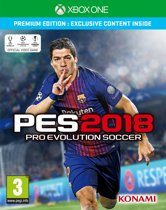 Pro Evolution Soccer 2018 - Premium Edition - Xbox One