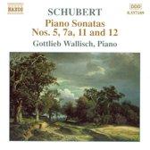 Schubert:Piano Sonatasn.5,7A,1