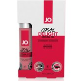 System JO Oral Delight Orale Gel Aardbei Sensation - 30 ml