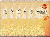 Roter Vitamine C - Bruistabletten Ascorbinezuur Abrikoos- Sinaasappelsmaak - Vitaminen
