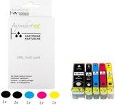 Improducts® Inkt cartridges - Alternatief Epson 33XL 33 XL T3357 1x set
