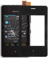 Let op type!! Touch Panel for Nokia 500(Black)