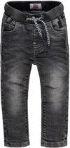 Tumble 'N Dry Jongens Jeans TND-FRANC slim fit - Denim Grey - Maat 98