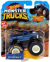 Hot Wheels Monster Jam truck Bigfoot - 9 cm