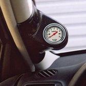 RGM A-Pillarmount Links - 1x 52mm - Volkswagen Golf III - Carbon-Look