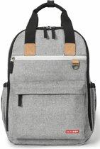 579cc6aa141 signature Duo Backpack - Grey Melange. Vergelijk. Skip hop