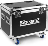 BeamZ FL7 - Flightcase voor 2x BeamZ Star-Color 720