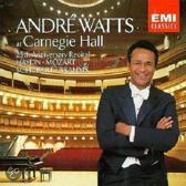 Andre Watts At Carnagie Hall, 25th Anniversary Recital