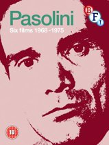 Pasolini Six Films 1968 - 1975 (7-Disc set) (Blu-ray + DVD)