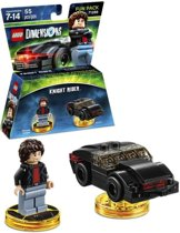 LEGO Dimensions - Fun Pack - Knight Rider (Multiplatform)