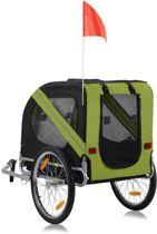 hondenfietskar + gratis Extra koppelstuk voor 2e fiets