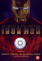 Iron Man (2DVD)(Special Edition)