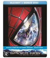 The Amazing Spider-man 2 (Steelbook) (Blu-ray)
