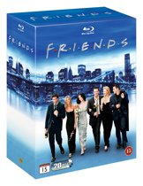 Friends de Complete Collectie (Import met NL) (Blu-Ray)