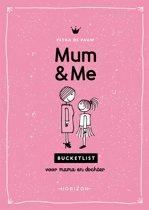 Boek cover Mum & Me van Petra de Pauw (Paperback)
