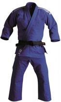 judopak J930 unisex blauw maat 195