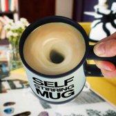 MikaMax Self Stirring Mug 350ml Incl. deksel