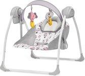 Kinderkraft Babyswing - Babyschommel Flo Pink