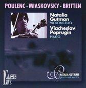 Sonates For Cello And Piano