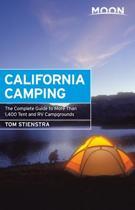 Omslag van 'Moon California Camping'