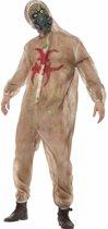 Halloween - Zombie biohazard kostuum met masker - Halloween / horror verkleedpak 48-50 (M)