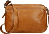 Old West Crossbody Schoudertas Cognac
