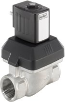 G3/4'' RVS 230VAC Vet/Olievrij Magneetventiel 6213 222176 - 222176