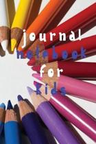Journal Notebook for Kids