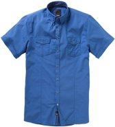 Twinlife overhemd  Blauw - XXL