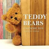 Teddy Bears Calendar 2019