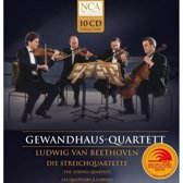 Beethoven; The String Quartets