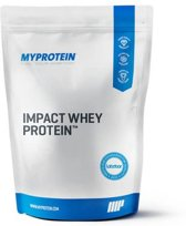 Impact Whey Protein, Natural Strawberry, 1kg  - MyProtein