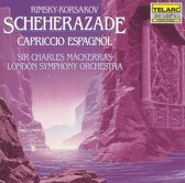 Rimsky-Korsakov: Scheherazade, etc / Mackerras, London SO