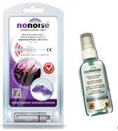 NoNoise - Muziek - oordoppen - met cleaner