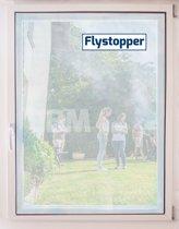 Set 2 stuks Horrengaas voor raam 130 x150 mm Flystopper HG150