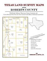 Texas Land Survey Maps for Roberts County