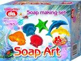 Deti Art Soap Art - Startersset zeepmaken - Zeedieren