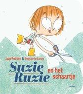 Suzie Ruzie - Suzie Ruzie en het schaartje