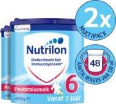 Nutrilon 6 Peuter Plus Groeimelk poeder 2 x 400 gram