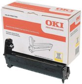 OKI Yellow image drum for C5650/5750 20000pagina's GeelMHz