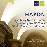 Haydn Symphonies No. 6 & 82 Le Matin - Le L'Our