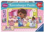 Ravensburger Doc McStuffins: Kleine Speelgoeddokter - Kinderpuzzel