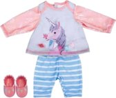 Schildkröt Playoutfit Unicorn with Shoes - poppenkleding