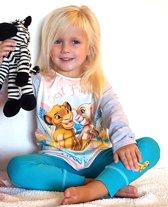Disney- Lion King - kinder - pyjama - meisjes -  multi - Best friends - maat 104/110