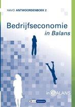 Bedrijfseconomie in Balans 2 havo antwoordenboek