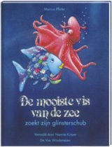 De Mooiste Vis van de Zee - De mooiste vis van de zee zoekt zijn glinsterschub